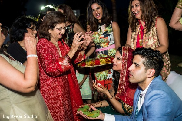 Welcome Dinner in Playa del Carmen, Mexico Pakistani Desitination Wedding by Lightyear Studio