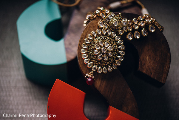 Photo in Jersey City, NJ Indian Wedding by Charmi Pena Photography