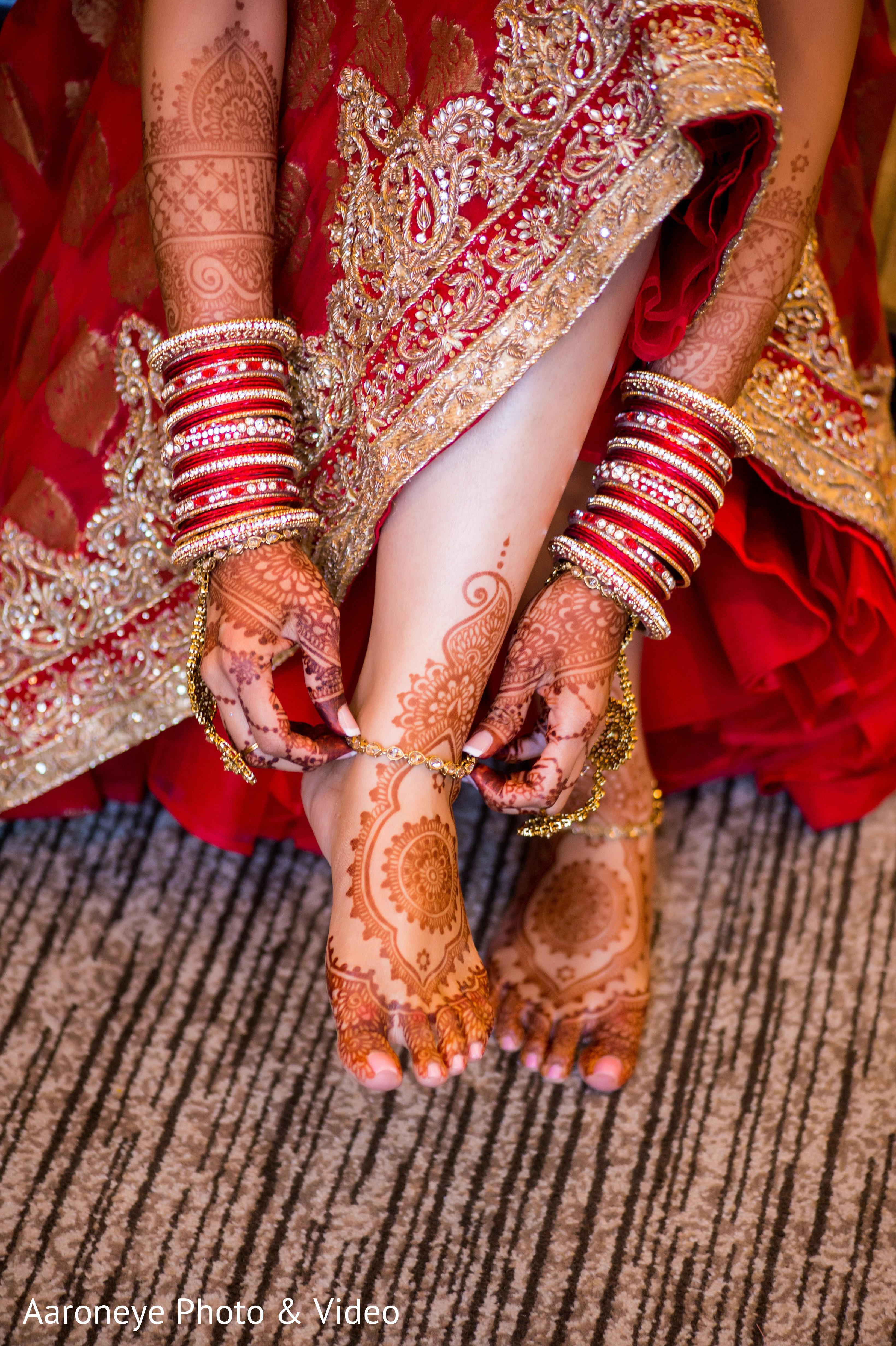 Images Of Punjabi Bridal Chura Design