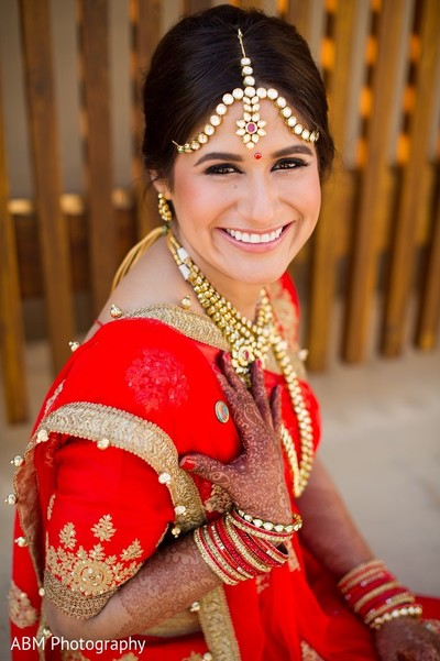 fusion wedding,indian fusion wedding,bridal portrait