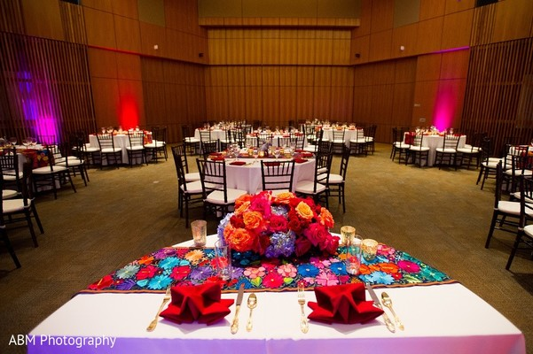Floral & Decor in La Jolla, CA Indian Fusion Wedding by ABM Wedding Photography