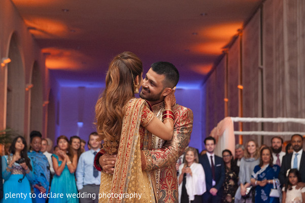 Reception in London, UK Indian Wedding by Plenty To Declare Wedding Photography