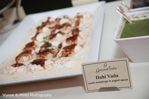 Catering in Danvers, MA Indian Fusion Wedding by Wynne & Mintz Photography
