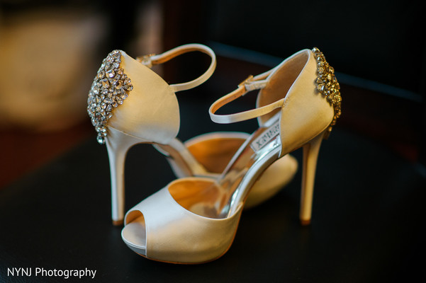 Shoes for indian wedding in Philadelphia, PA Indian Wedding by NYNJ Photography