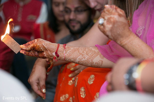 Pre-Wedding Celebration in Atlanta, GA Indian Fusion Wedding by Events by SPL