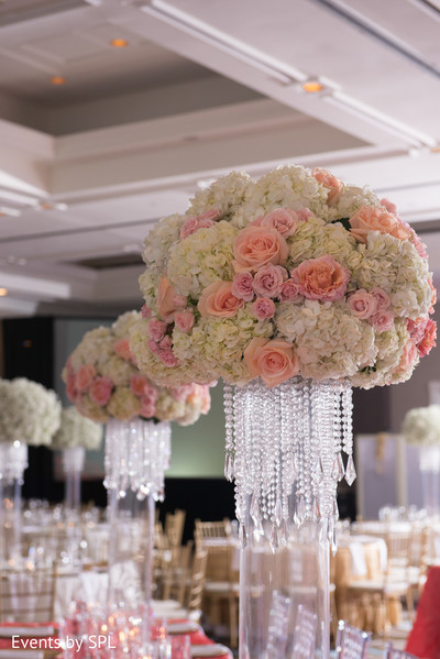 Floral & Decor in Atlanta, GA Indian Fusion Wedding by Events by SPL
