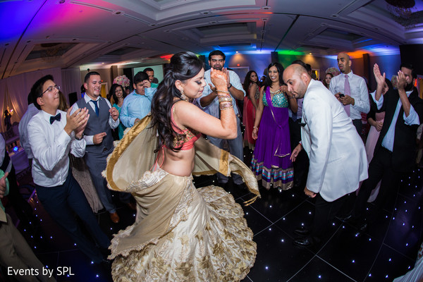 Reception in Atlanta, GA Indian Fusion Wedding by Events by SPL