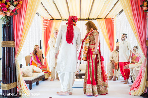 Indian fusion wedding in St. Petersburg, FL Indian Fusion Wedding by Kimberly Photography
