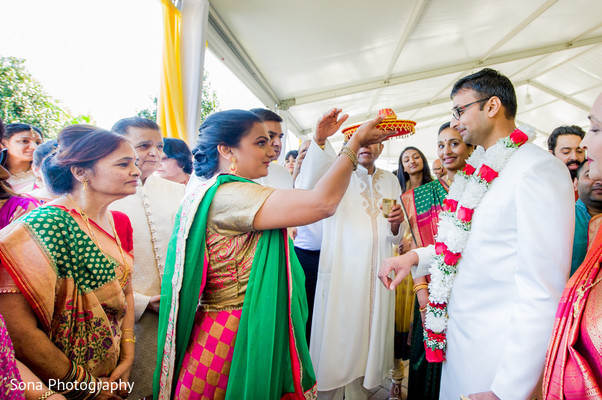 Baraat in Orlando, FL Indian Wedding by Sona Photography