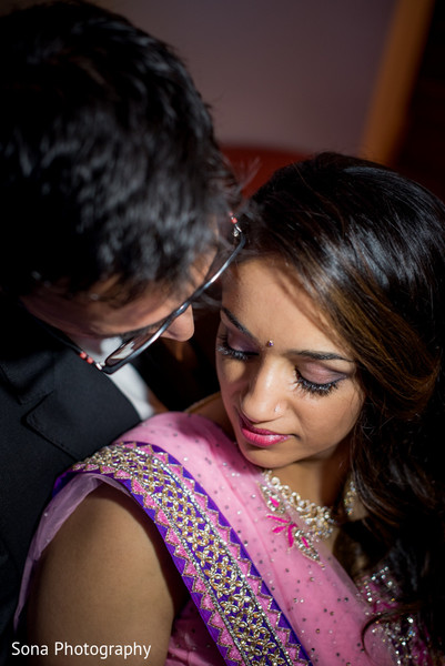 Reception portraits in Orlando, FL Indian Wedding by Sona Photography