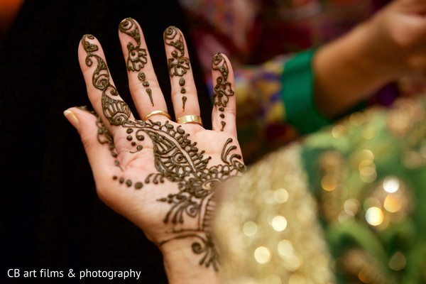 Sangeet in Tysons Corner, VA Indian Wedding by CB Art Photography