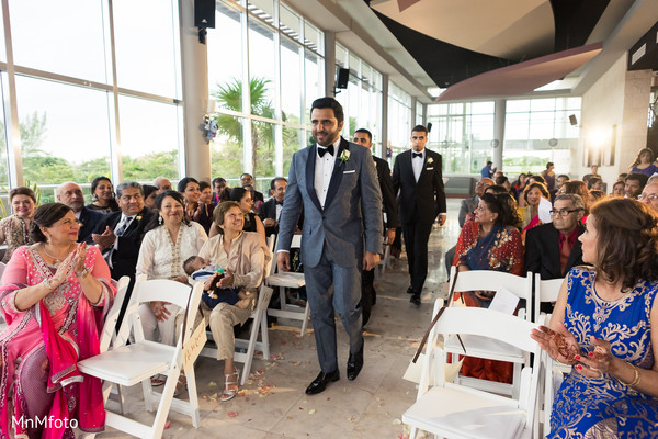 Indian wedding ceremony in Playa del Carmen, Mexico Destination South Asian Wedding by MnMfoto Wedding Photography
