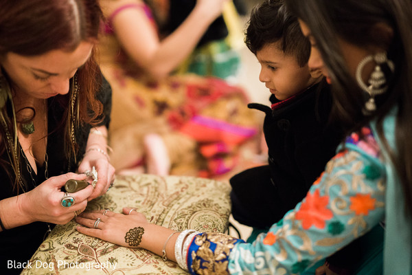 Hairstyles For Mehndi Party : Temecula ca indian wedding by black dog photography maharani weddings