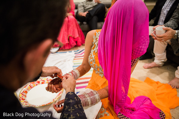 Mehndi Ceremony in Temecula, CA Indian Wedding by Black Dog Photography