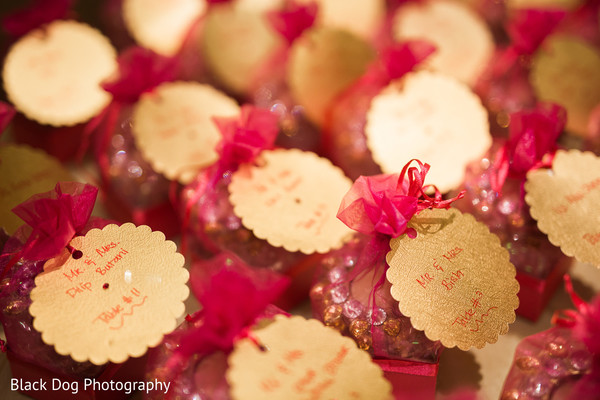 Favors in Temecula, CA Indian Wedding by Black Dog Photography