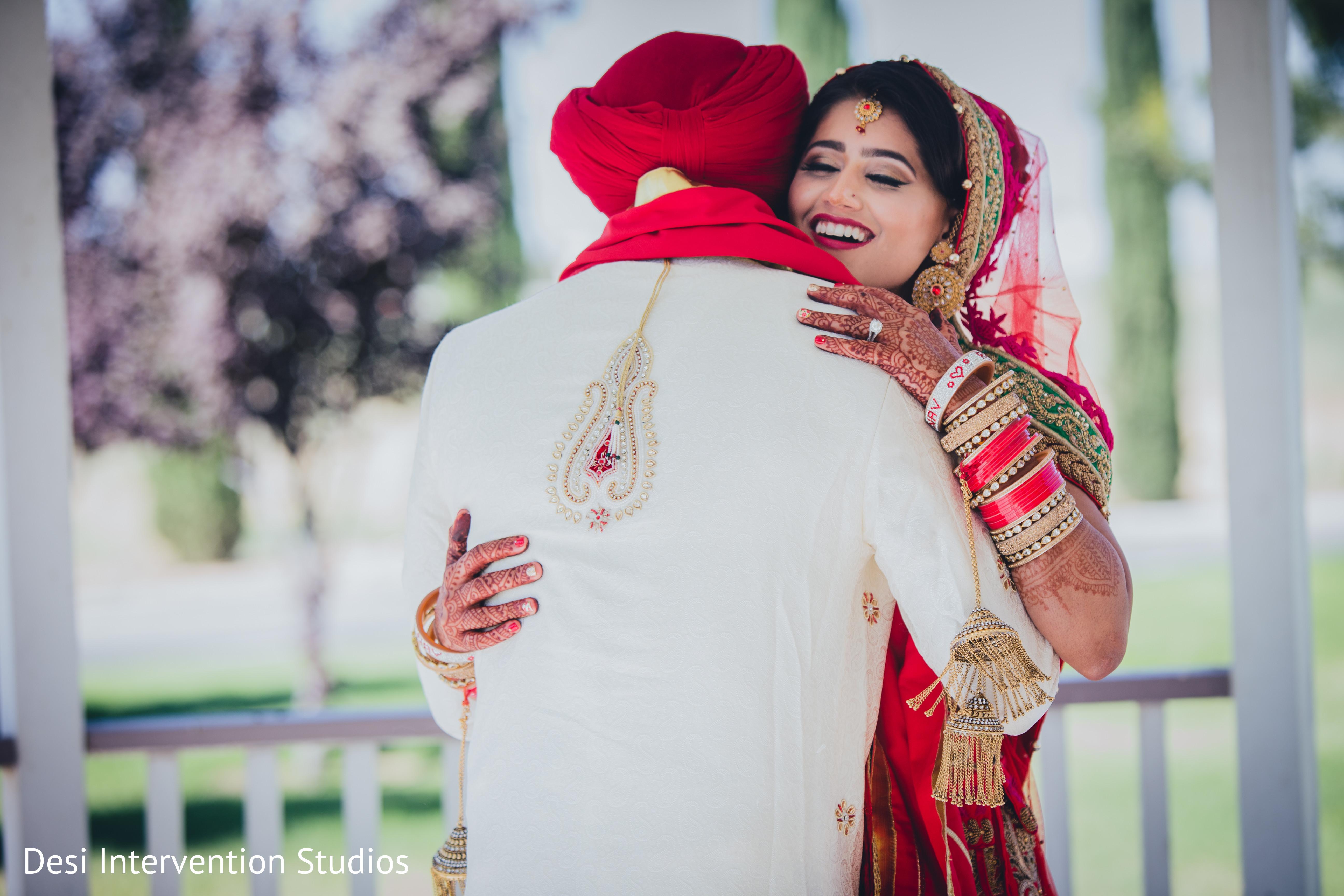 Selma, CA Sikh Wedding by Desi Intervention | Maharani Weddings
