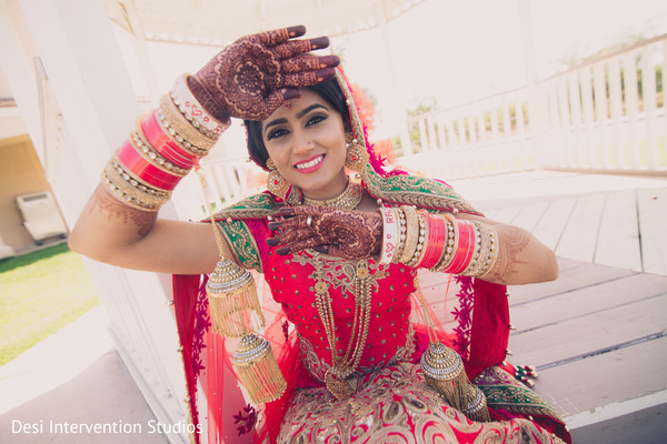 Indian wedding portraits in Selma, CA Sikh Wedding by Desi Intervention