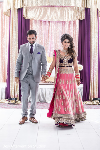 Indian wedding reception in Selma, CA Sikh Wedding by Desi Intervention
