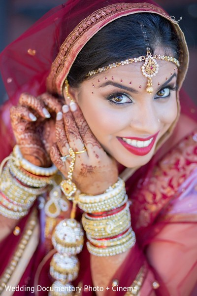 Getting Ready in Pleasanton, CA Indian Wedding by Wedding Documentary Photo + Cinema