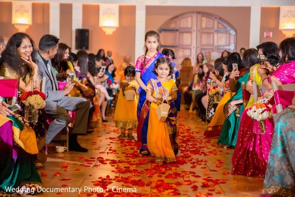 Ceremony in Pleasanton, CA Indian Wedding by Wedding Documentary Photo + Cinema