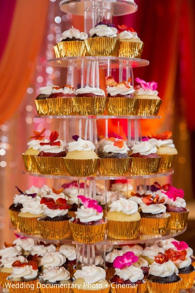 Cakes & Treats in Pleasanton, CA Indian Wedding by Wedding Documentary Photo + Cinema