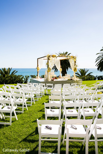 Venue in Pacific Palisades, CA Indian Wedding by Callaway Gable