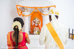 south indian wedding portraits