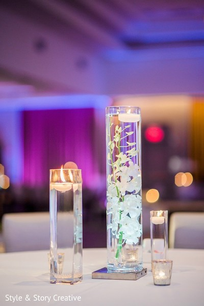 Pre-Wedding Decor in Columbus, OH Indian Fusion Wedding by Style & Story Creative