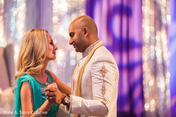 Pre-Wedding Celebration in Columbus, OH Indian Fusion Wedding by Style & Story Creative
