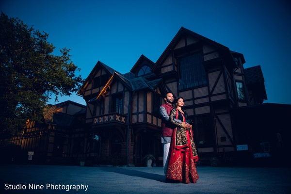 Sangeet in Newport, RI Indian Wedding by Studio Nine Photography + Cinema