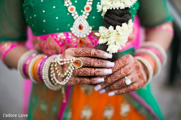 Mehndi in New Rochelle, NY South Asian Wedding by J'adore Love