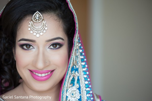 Makeup in West Palm Beach, FL Indian Wedding by Gaciel Santana Photography
