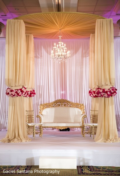 ceremony decor,indian wedding decorations,mandap
