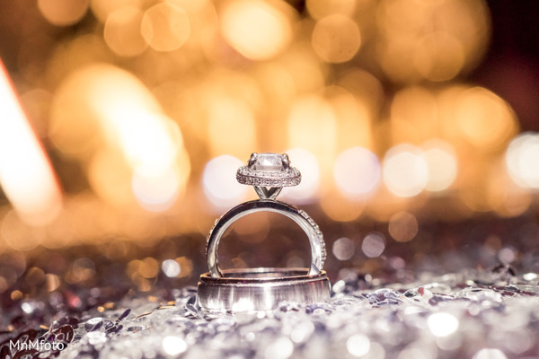Wedding Ring in Forth Worth, TX Indian Wedding by MnMfoto