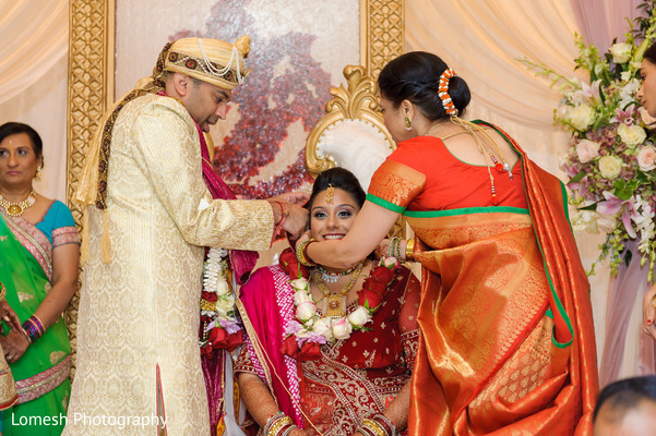 Indian wedding ceremony in San Antonio, TX Indian Wedding by Lomesh Photography