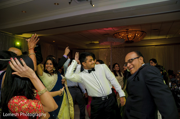 Indian wedding reception in San Antonio, TX Indian Wedding by Lomesh Photography