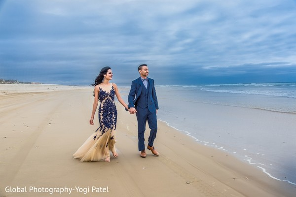 Engagement Portrait in Great Sand Dunes, Colorado Indian Engagement Portraits by Global Photography