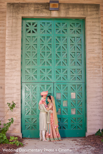 Indian wedding portraits in San Ramon, CA Indian Fusion Wedding by Wedding Documentary Photo + Cinema