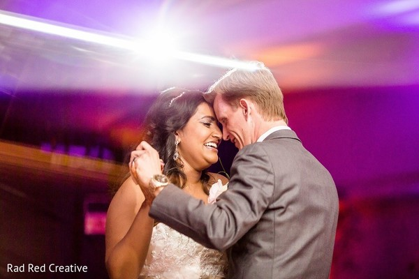 reception,fusion wedding,indian fusion wedding,fusion indian wedding,first dance