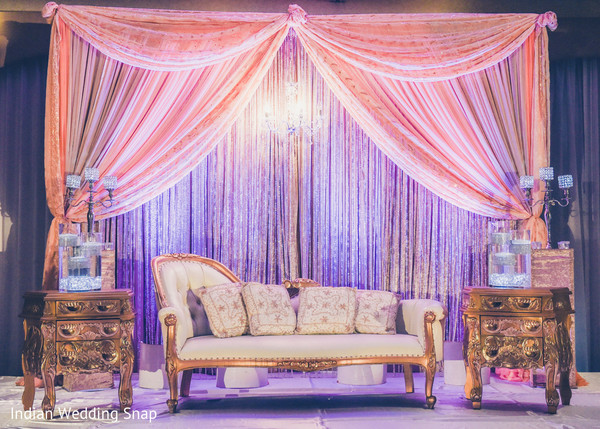 Sweetheart stage in Anaheim, CA Indian Wedding by Indian Wedding Snap