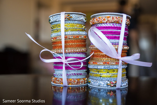 Indian bride jewelry in Phoenix, AZ Pakistani Wedding by Sameer Soorma Studios
