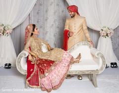 pakistani wedding portraits