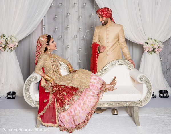Pakistani wedding portraits in Phoenix, AZ Pakistani Wedding by Sameer Soorma Studios