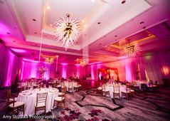 indian fusion wedding reception