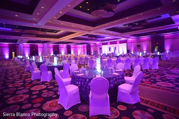 Venue & Lighting in Scottsdale, AZ Indian Wedding by Sierra Blanco Photography
