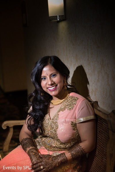 Pre-Wedding Portrait in Atlanta, GA Indian Wedding by Events by SPL