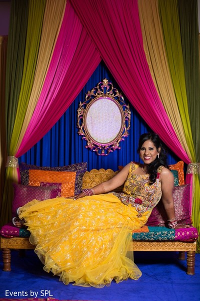 sangeet lengha,pre-wedding lengha,sangeet decor,sangeet portraits,pre-wedding portraits