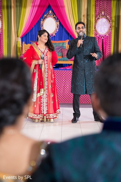 Sangeet in Atlanta, GA Indian Wedding by Events by SPL