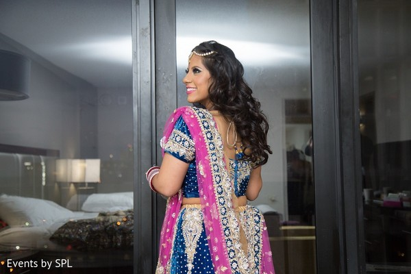 Hair in Atlanta, GA Indian Wedding by Events by SPL
