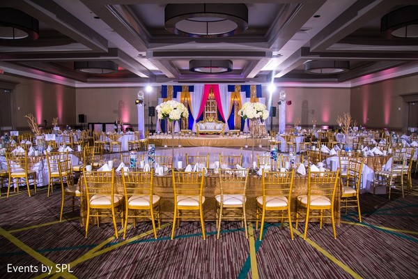 Venue in Atlanta, GA Indian Wedding by Events by SPL